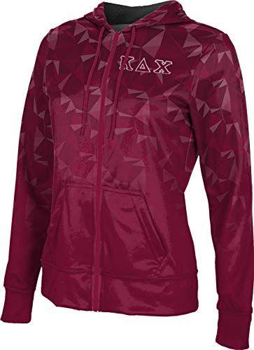 Maya ProSphere Towson University Girls Zipper Hoodie School Spirit Sweatshirt