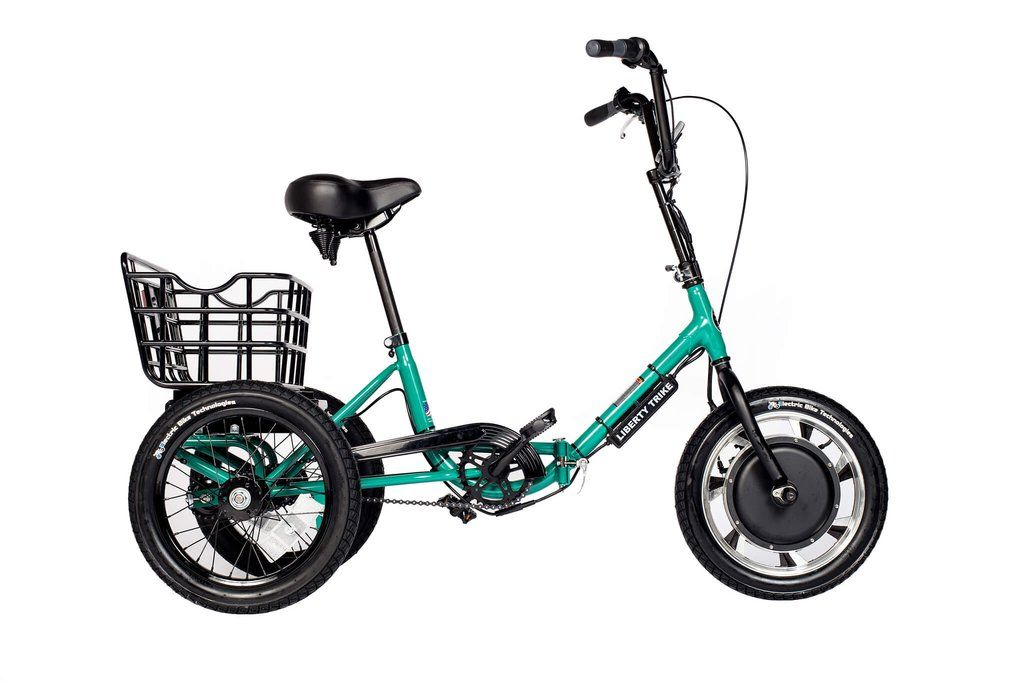Liberty Trike Health And Exercise Bicycle Electric