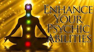 psychic development - YouTube