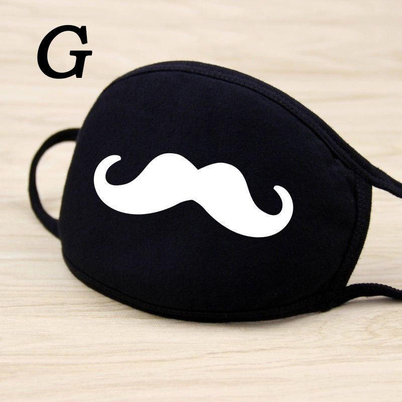 Outdoor Cycling Unisex Anti Dust Cotton Mouth Half Face Masks Mouth Cover