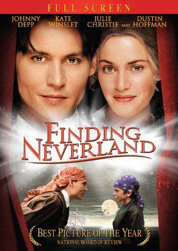 Finding Neverland Johnny Depp Filme Wenn Traume Fliegen Lernen Johnny Depp