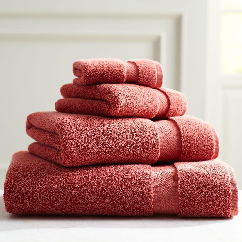 Indulgence Coral Bath Sheet Towel Bath Towels Blue Bathroom Decor