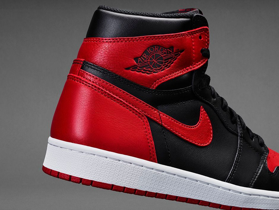 Find release dates and info for the Air Jordan 1 Retro High OG 'Banned'