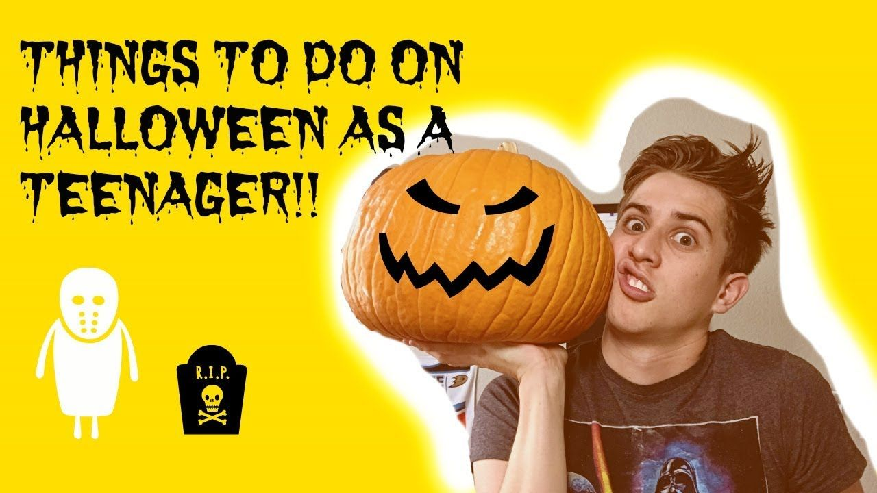best things to do on halloween as a teenager ! ( 10 unique things