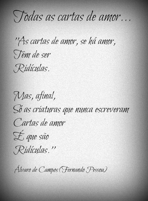 Fernando Pessoa Quotes Tattoo Frases Amor I Said That