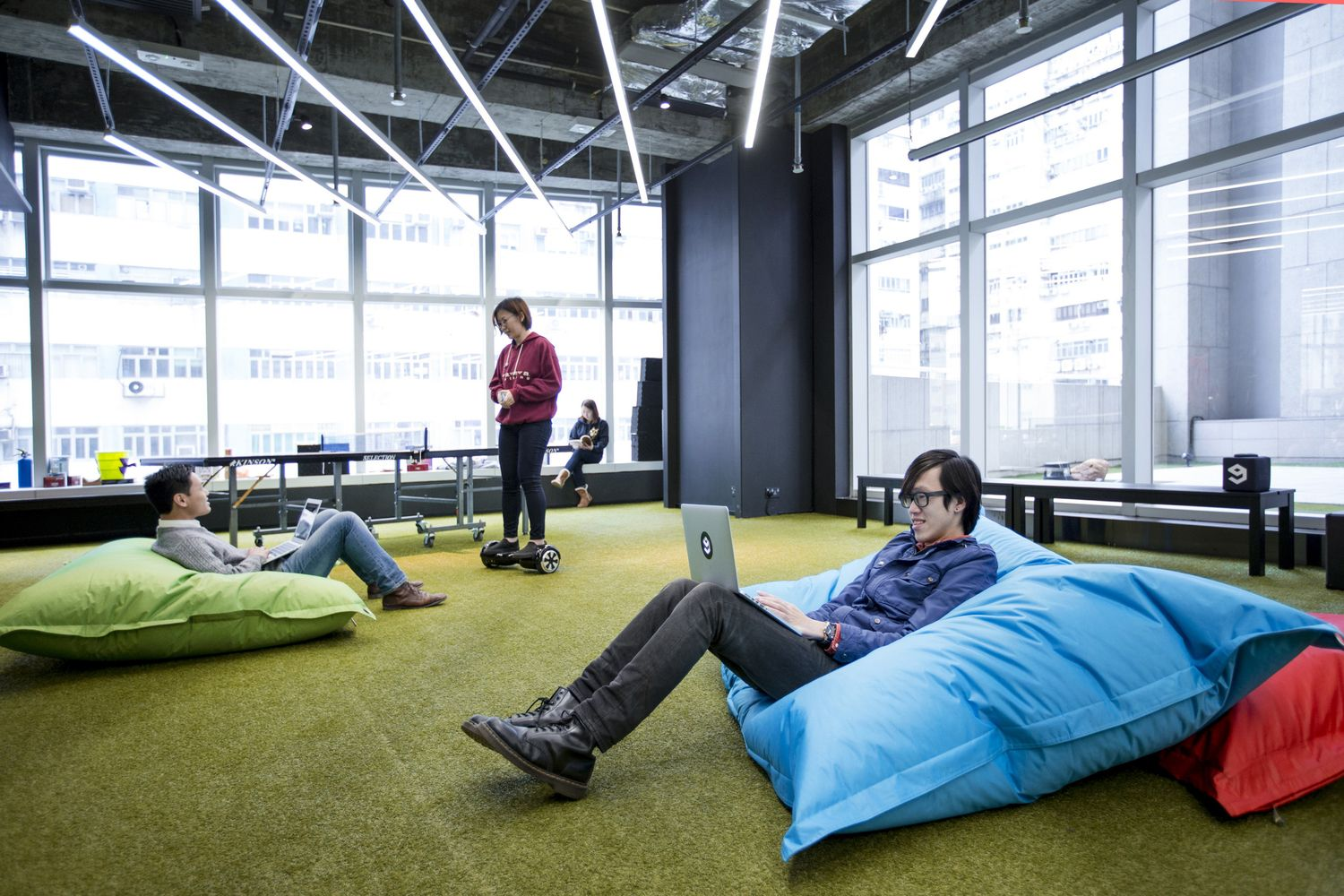 gallery of 9gag office laab architects 5 wework pinterest b ros buero und innovatives. Black Bedroom Furniture Sets. Home Design Ideas