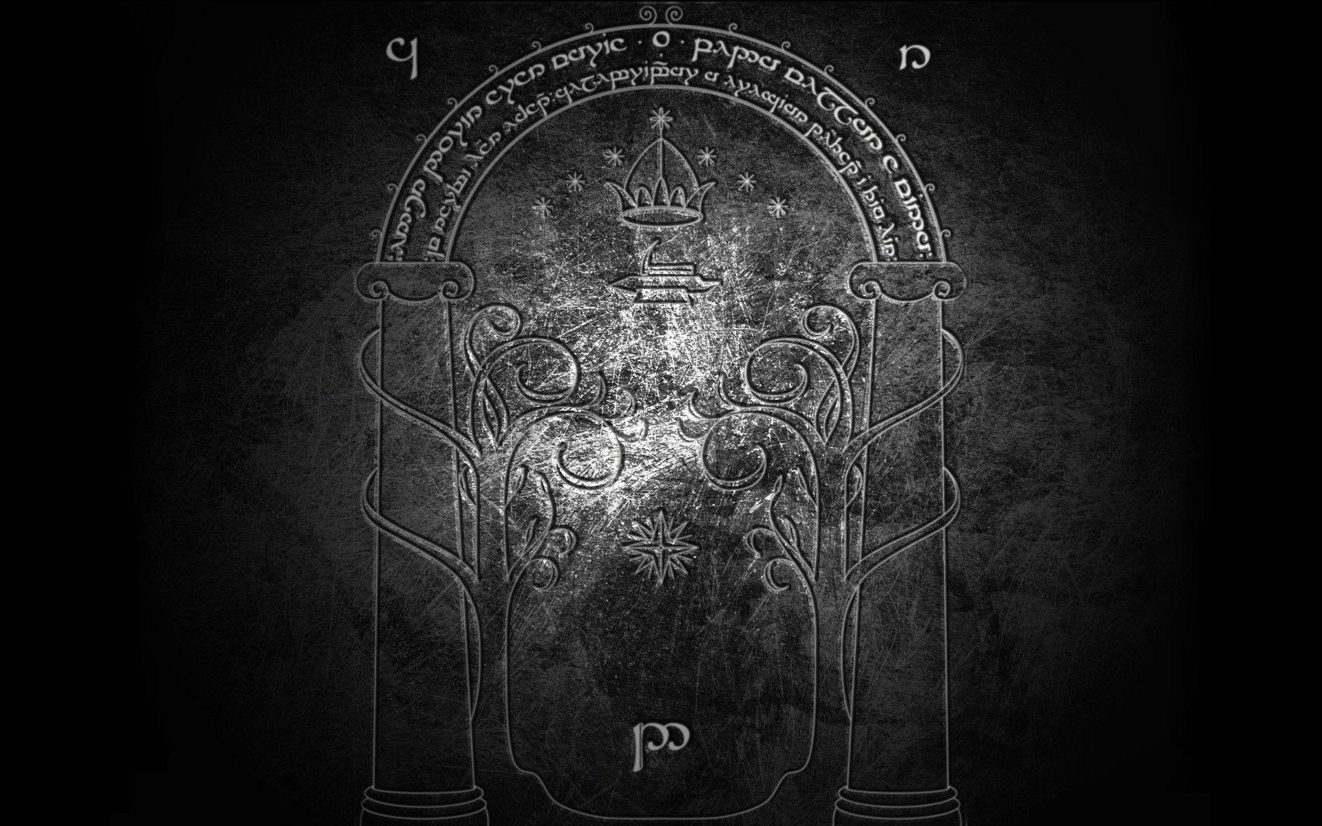 Tolkien Wallpapers Tolkien Mines Of Moria Wallpaper Backgrounds