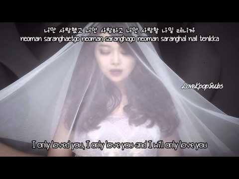 Baek Ji Young Because Of You English Subs Romanization