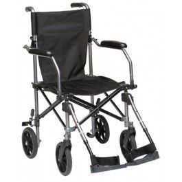 Travelite Transport Chair With Bag Transport Wheelchair