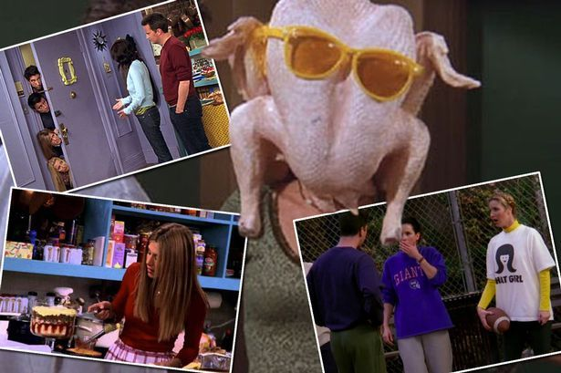 A countdown of the top Friends Thanksgiving episodes from worst to best