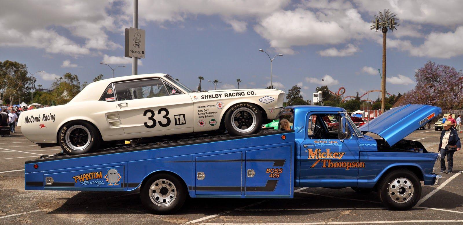 Just A Car Guy : hauler