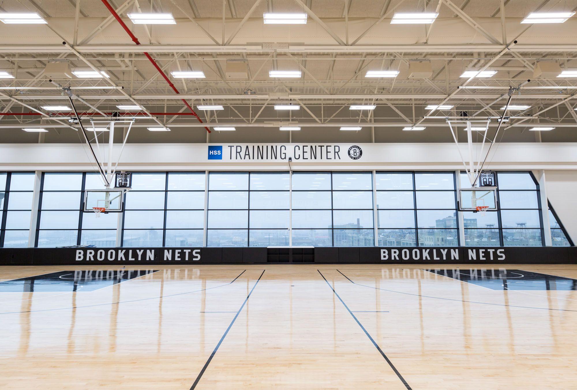 Hss Training Center Gallery Brooklyn Nets Training Center Basketball Brooklyn Nets