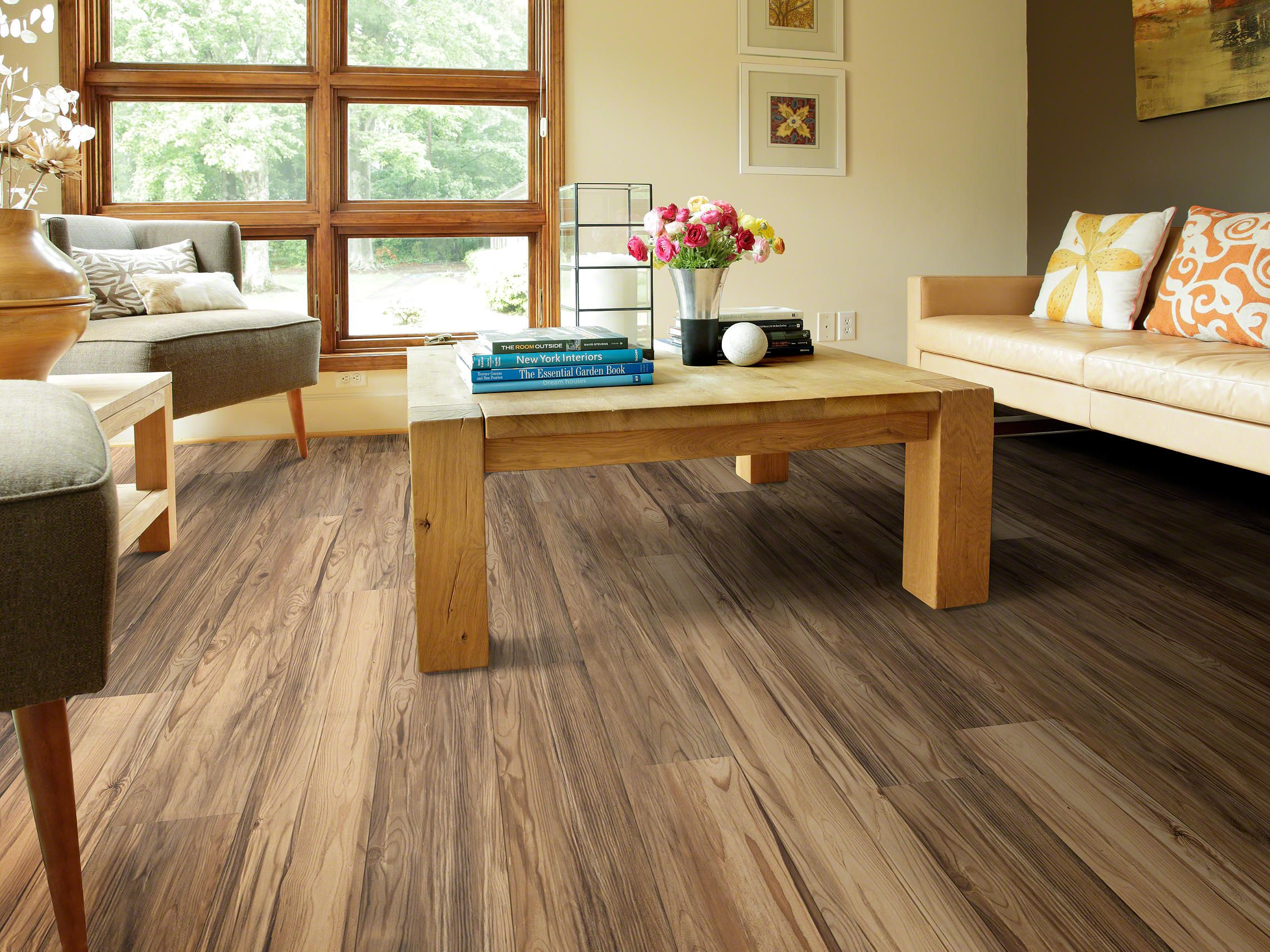 Luxury vinyl flooring bathroom - Shaw S Alto Plank Caplone Resilient Vinyl Flooring Is The Modern Choice For Beautiful Durable Floors Wide Variety Of Patterns Colors