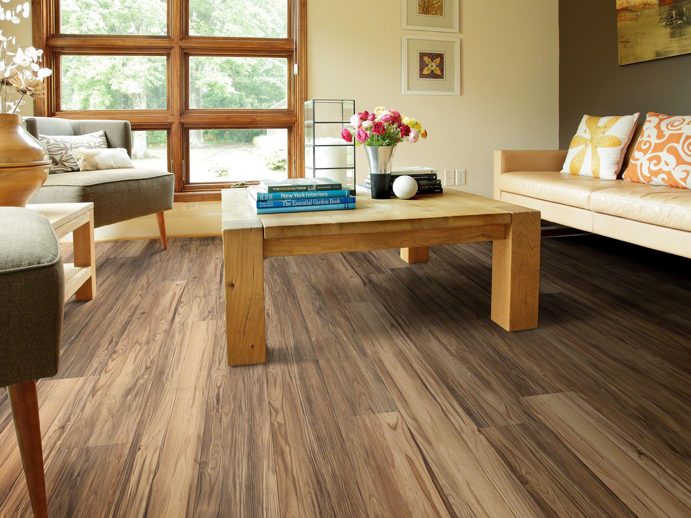 LARGO PLANK CAPLONE Room View Vinyl flooring, Luxury