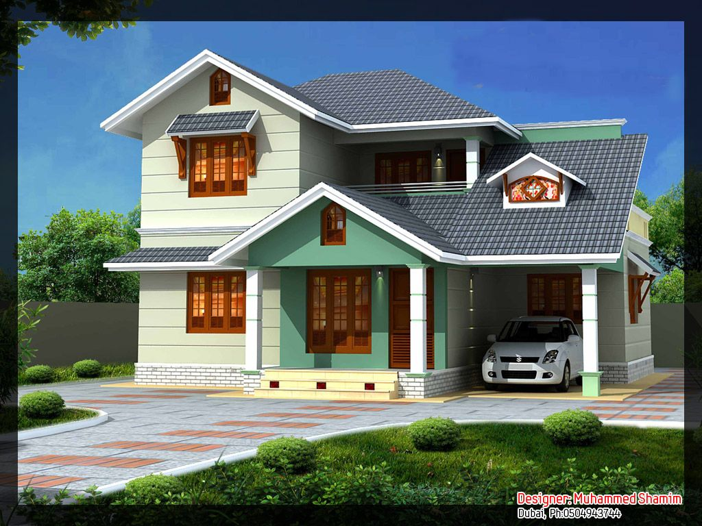 House beautiful house elevation jpg 1 024 768 pixels  Home designs