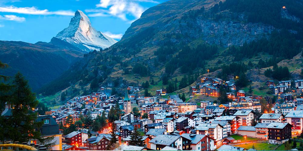 Indeed Switzerland