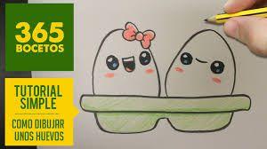 Resultado De Imagen Para Dibujos Kawaii Faciles Comida Dibujos