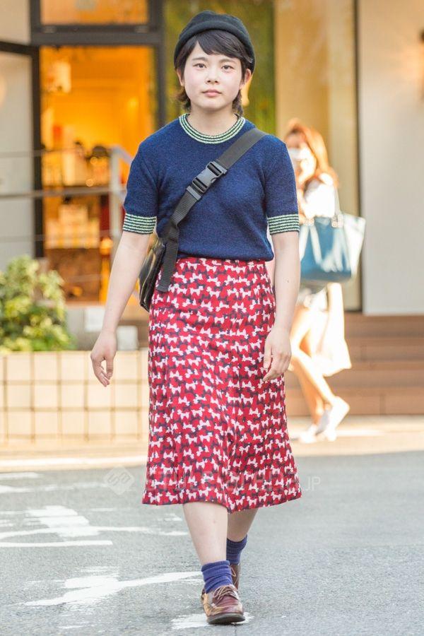 Nita | used NO BRAND | 3rd week Jun. 2015 | Daikanyama | TOKYO STREET STYLE | TOKYO STREET FASHION NEWS | style-arena.jp