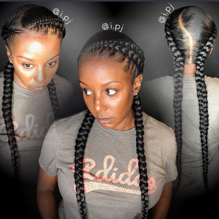 Pin On Hairstyles Braided Hair