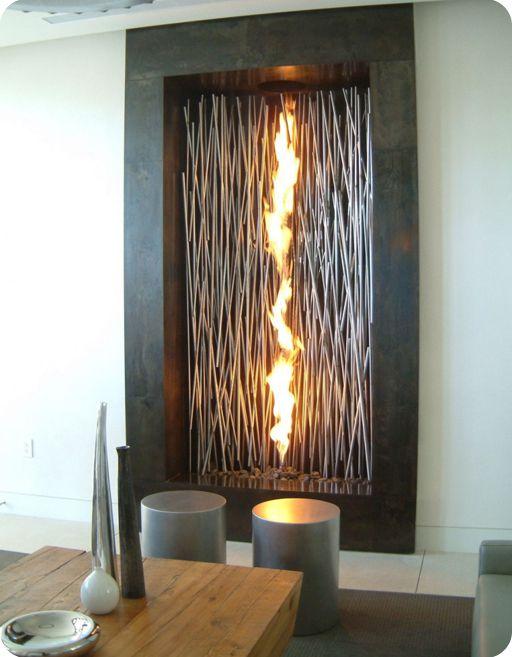 mobiliario chimeneas - Chimeneas Diseo