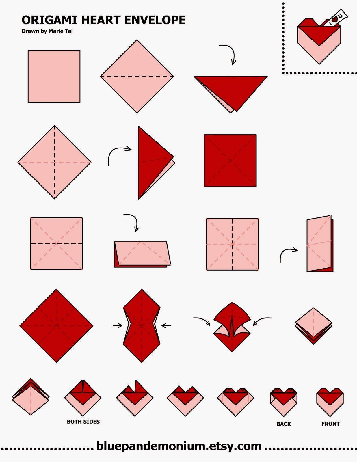 Free Printable Origami Rose Origami Heart Origami Easy Origami Rose