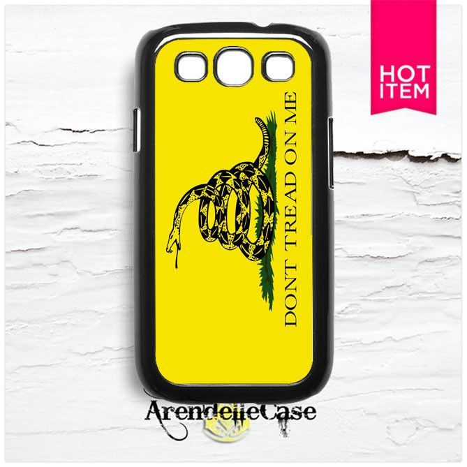 Dont Tread On Me Samsung Galaxy S3 Case
