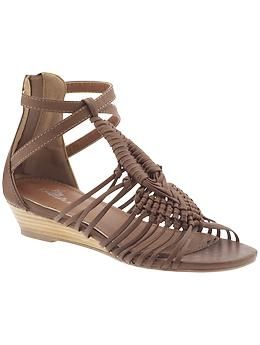 1aa77bb1b4e Mantra by Very Volatile- God I love strappy gladiator sandals ...