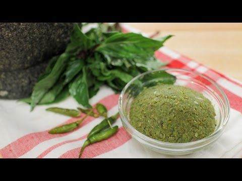 Green curry paste recipe hot thai kitchen green curry paste recipe hot thai kitchen youtube forumfinder Gallery