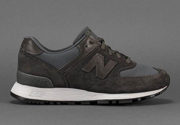 New Balance W576 Grey Trainers for WOMAN
