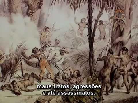 Brazil  An inconvenient history  escravidão no brasil  Phil Grabsky (completo )BBCHistory Channel