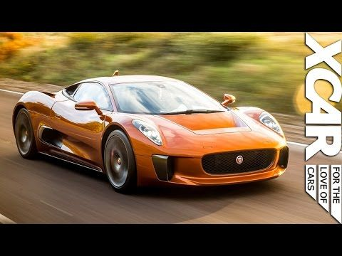 Jaguar C X75 Co Taking On James Bond S Db10 In Spectre Xcar Cool Sports Cars Jaguar Sport Sports Car