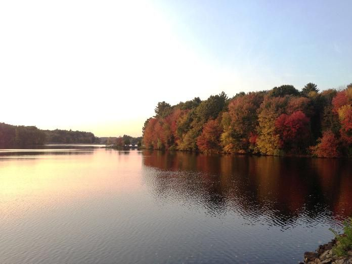 Pic of the Week: Autumn in New England
