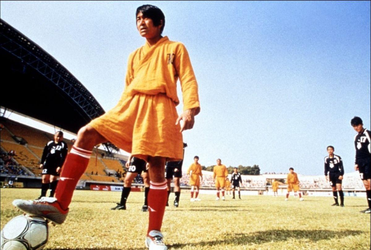 Shaolin Soccer 2001 Dir Stephen Chow Cinematographers Pak Suen Kwan Ting Wo Kwong Shaolin Soccer Shaolin Top 10 Films