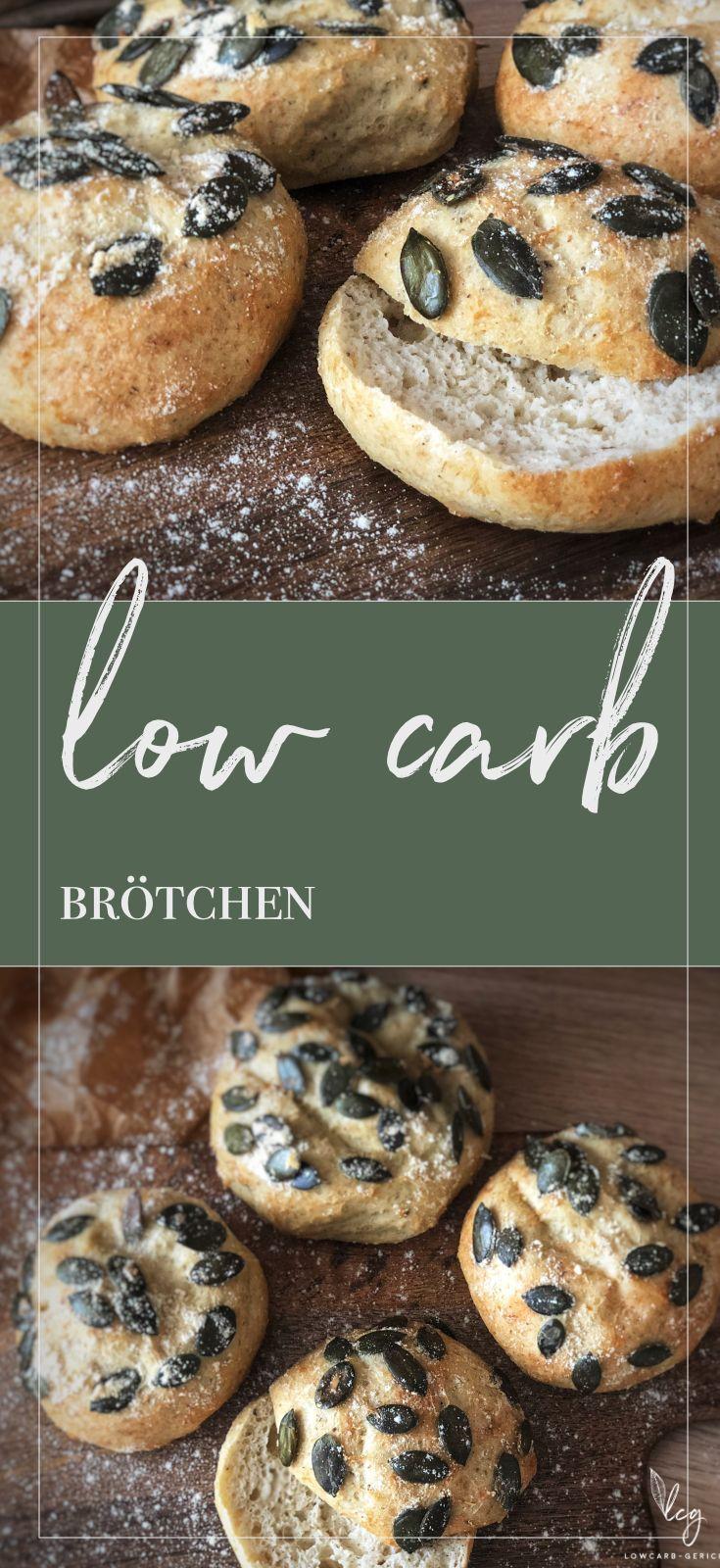 Low carb Brötchen - soooooo lecker #lowcarbyum