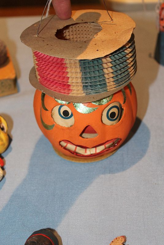 Midwest Holiday Antique Show Vintage halloween and Vintage - vintage halloween decorations