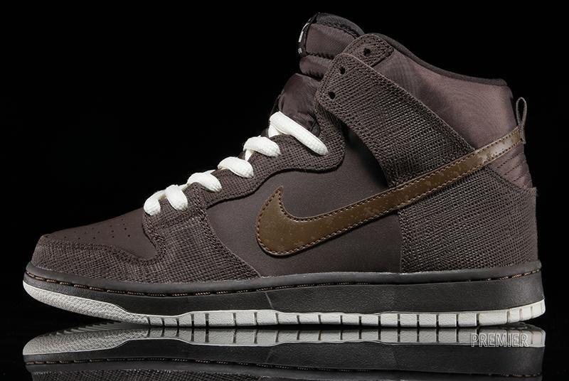 9f62aa49de2c Nike SB Dunk High - Baroque Brown - Dark Khaki - Cashmere