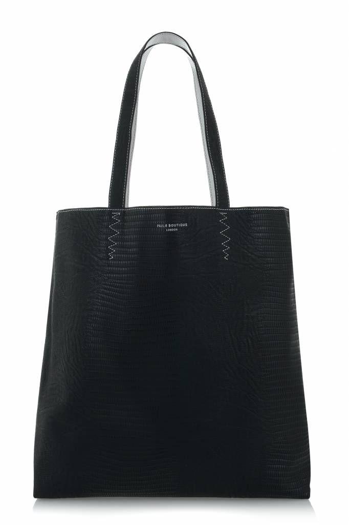 82c8ed0b1df Paul's Boutique Amelie Black Snake | BAGS | Pinterest - Paul's ...