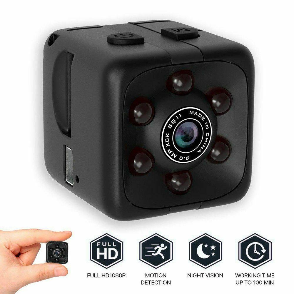 HD 1080P Mini Kamera Camcorder Nachtsicht Motion Video Recorder DVR Sport DV Cam