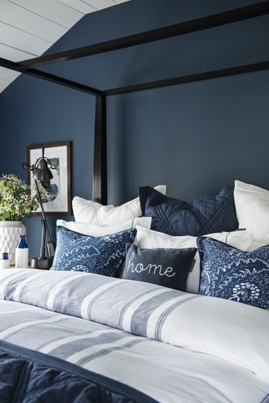 Lexington Company Home Inspiration Spring Collection 2017 New England Blue Navy And Orange