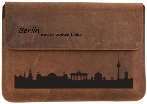 Laptoptasche '13' Zoll Berlin mit gravierter Berliner Skyline € 64.50