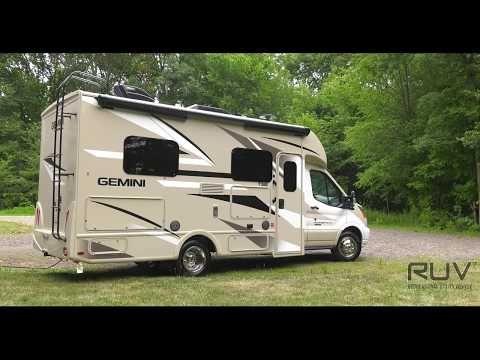 2018 Gemini What S New Youtube Recreational Vehicles Class B