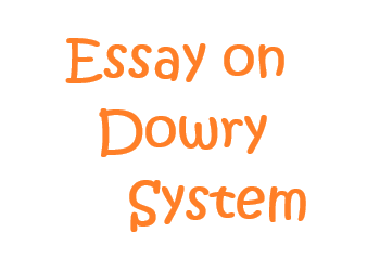 Essay On Dowry System Evil Of Dahej Pratha In India Social Topics