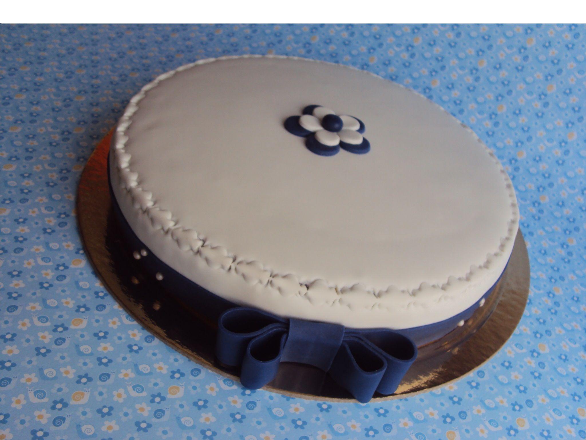 bolo de aniversário (bolo de iogurte)