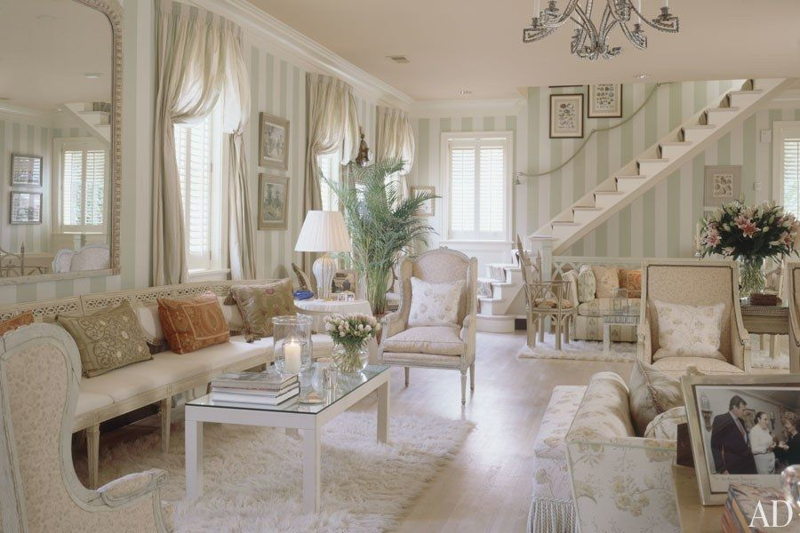Remembering Oprah S Interior Designer Anthony P Browne Photos Architectural Digest