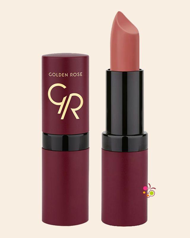 Golden Rose Velvet Matte Ruj 31 Lipstick Rujlar Velvet Matte