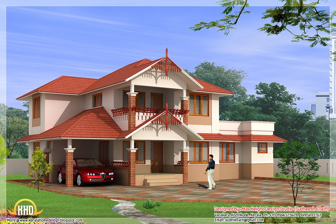 Beautiful Homes In India Beautiful House Designs India