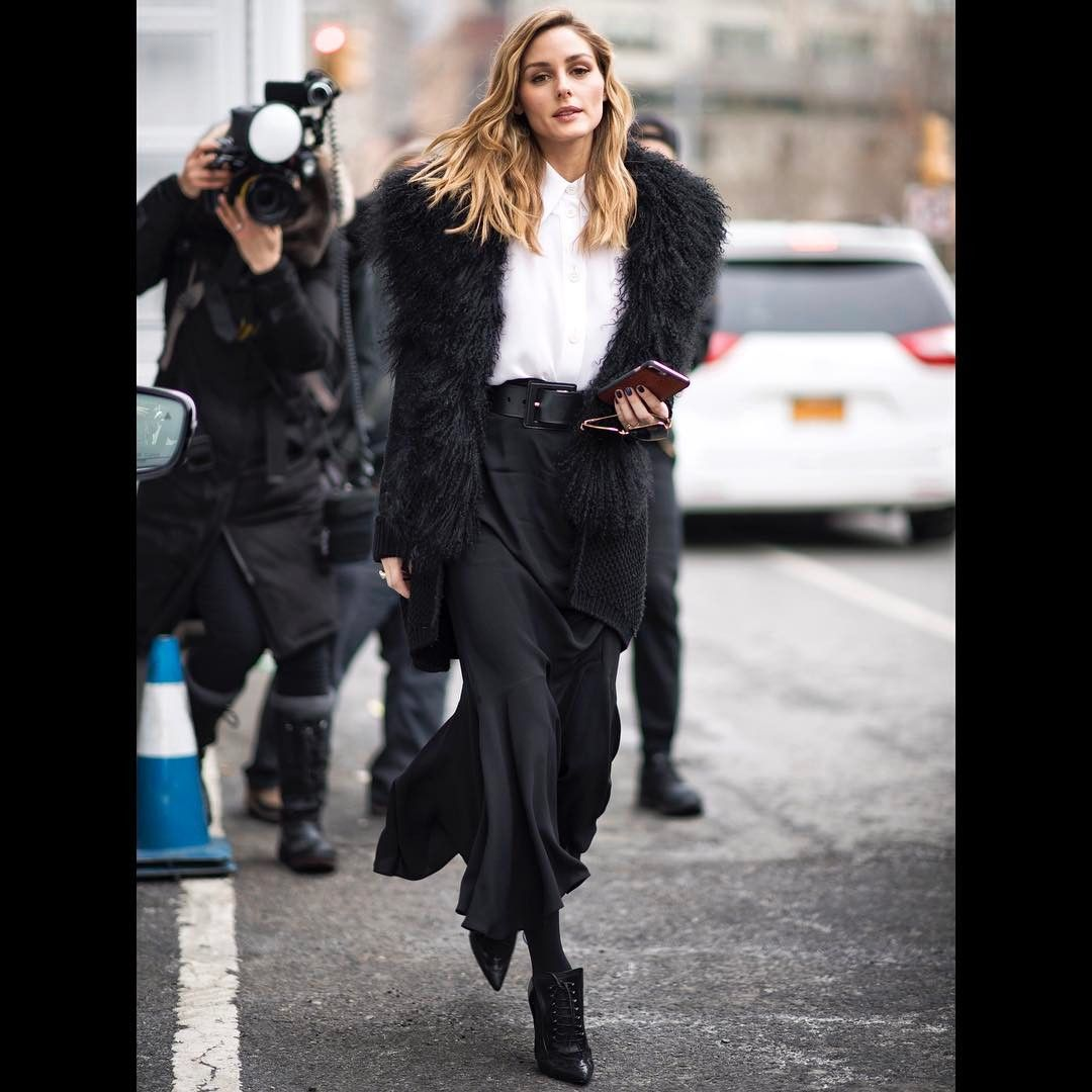 "76.8k Likes, 380 Comments - Olivia Palermo (@oliviapalermo) on Instagram: ""Having a little #MichaelKors moment ‍♀️#beautifulCollection"""