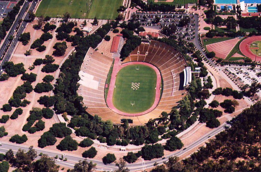 Stanford Football Stadium Futbol Americano Americana Futbol