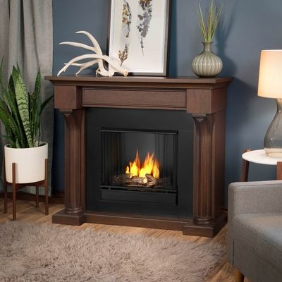 Real Flame® Gel Fireplaces, Ventless Fireplaces, Portable Fireplace