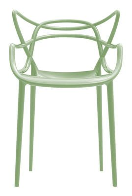 Fauteuil Empilable Masters Kartell Vert Made In Design Chaise Masters Kartell Et Fauteuil
